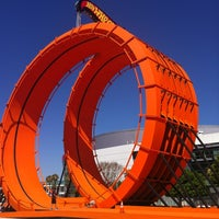 Photo taken at Hot Wheels Double Loop Dare by Evan S. on 6/30/2012