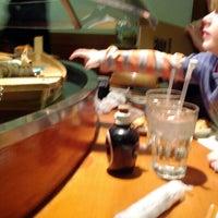 Photo taken at Takara Sushi by ian on 2/26/2012