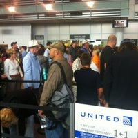 Photo taken at Terminal A by Michael M. on 8/19/2012