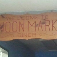 Photo taken at Noon Mark Diner by Robert L. on 7/13/2012
