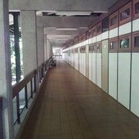 Photo taken at FD - Faculdade de Direito by Lucas S. on 7/31/2012