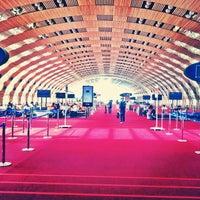 Photo taken at Terminal 2E by Serguei O. on 8/27/2012
