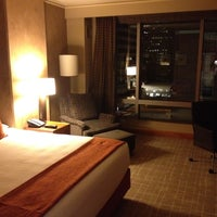 Photo taken at Grand Hyatt Seattle by Lucas R. on 9/7/2012