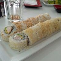 Photo taken at Niu Sushi by Jaime R. on 6/22/2012