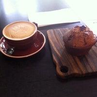 Photo taken at Sloanes Café by Natasha B. on 4/27/2012