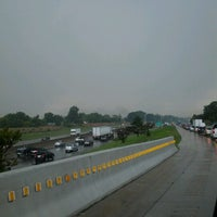 Photo taken at I-696, I-94 Interchange by Kristine on 8/21/2012