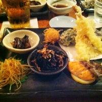 Photo taken at Hasaki by Vicki C. on 9/12/2012