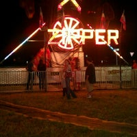 Photo taken at bowers carnival by Nicole G. on 8/23/2012