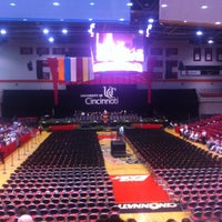 Photo taken at Fifth Third Arena | Myrl H Shoemaker Center by Stephanie B. on 6/9/2012