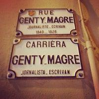 Photo prise au Le Genty Magre par David B. le6/14/2012