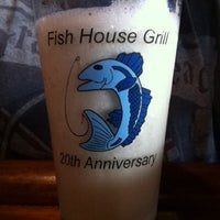 Photo taken at Fish House Grill by Dr. Mantis T. on 6/10/2012