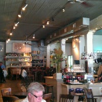 Photo taken at La Buvette Wine & Grocery by Melissa M. on 8/14/2012