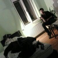 Photo taken at Vila Veselova by Nacho H. on 1/23/2012