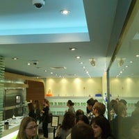 Photo taken at Pinkberry by Janelle on 3/8/2012