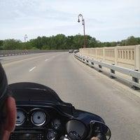 Photo taken at Conant Street Bridge by Shay S. on 5/6/2012