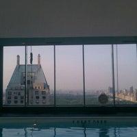 Foto tomada en Le Parker Méridien New York por Jackie V. el 5/28/2012