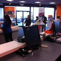 Photo taken at AT&T by Nicholas B. on 4/12/2012