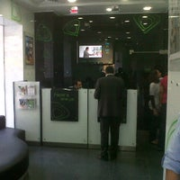 Photo taken at Etisalat by Mohamed A. on 9/28/2011