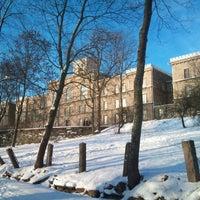Photo taken at Kakolanmäki by Jarmo R. on 1/29/2012