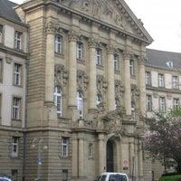 Photo taken at Oberlandesgericht Köln by Thorsten S. on 11/1/2011