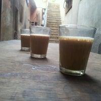 Photo taken at Ungrumpy Aunty Tea Corner by Salman S. on 1/24/2012