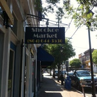 Photo taken at Shockoe Market by George C. on 8/17/2011