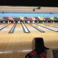 Photo taken at Pla-Mor Lanes by Nathan on 3/4/2012