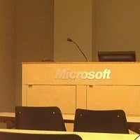 Photo taken at Microsoft by Andy M. on 6/4/2012