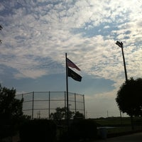 Photo taken at AJ Wilson Sports Complex by Chris K. on 7/16/2011