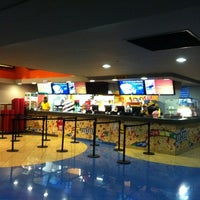 Photo taken at Cineplanet by Claudia E. on 9/29/2011