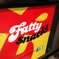 Photo taken at Fatty Snack by Larry on 8/24/2011