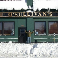 Photo taken at O'Sullivans Irish Pub by Robert B. on 12/30/2010
