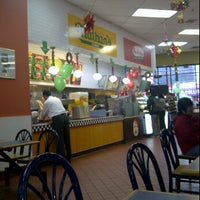 Photo taken at KFC/Tim Horton's/Nathan's by Janine J. on 11/30/2011