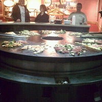 Photo taken at bd's Mongolian Grill by Allison F. on 9/6/2011