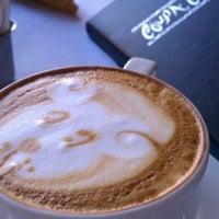 Photo taken at Coupa Café by Jonathan L. on 12/7/2011