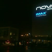 Photo taken at Nova Cinemas by Oscar G. on 7/29/2011