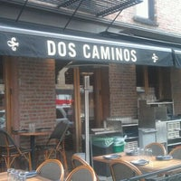 Photo taken at Dos Caminos by Mark K. on 12/5/2011