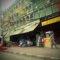 Photo taken at Rarm Intra km.4 Market by PookKie😎 on 9/21/2011