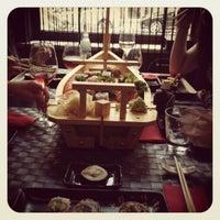 Photo taken at Ocean Sushi by Joke W. on 7/3/2012
