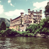 Photo taken at Bannerman Island (Pollepel Island) by Michelle Y. on 7/22/2012