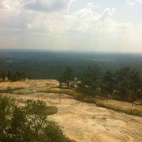 Photo taken at Stone Mountain Summit by Pierce on 8/26/2012