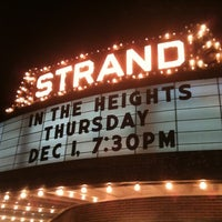 Photo taken at Strand Theatre by Brenda S. on 12/2/2011