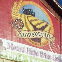 Photo taken at Rumspringa Brewing Company by Kelli T. on 10/15/2011