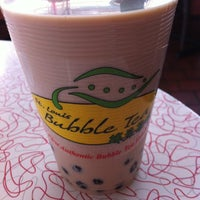 Photo taken at St Louis Bubble Tea by Aaron L. on 12/28/2011