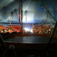 3/4/2012にEdson M.がCirco Stankowichで撮った写真