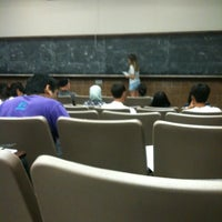 Photo taken at UCLA Mathematical Sciences Building by Vincent H. on 8/3/2011