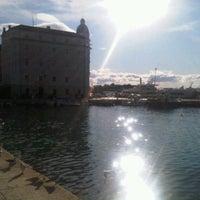 Photo taken at Lučka kapetanija Split by Vedran S. on 1/9/2012