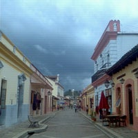 Photo taken at Andador Real de Guadalupe by San Cristobal E. on 7/11/2012