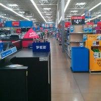 Photo taken at Walmart Supercenter by Alex L. on 8/24/2011