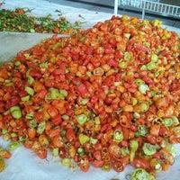 Photo taken at Nasi Pedas Ibu Andika by William L. on 1/25/2012